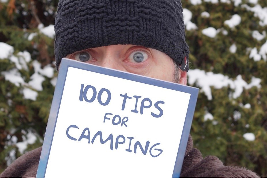 100 life saving camping tips